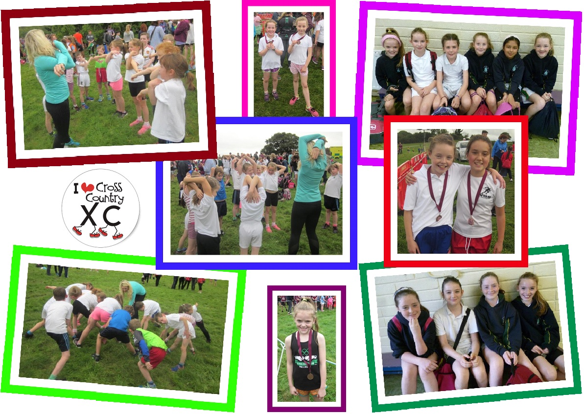 cross country running 2016