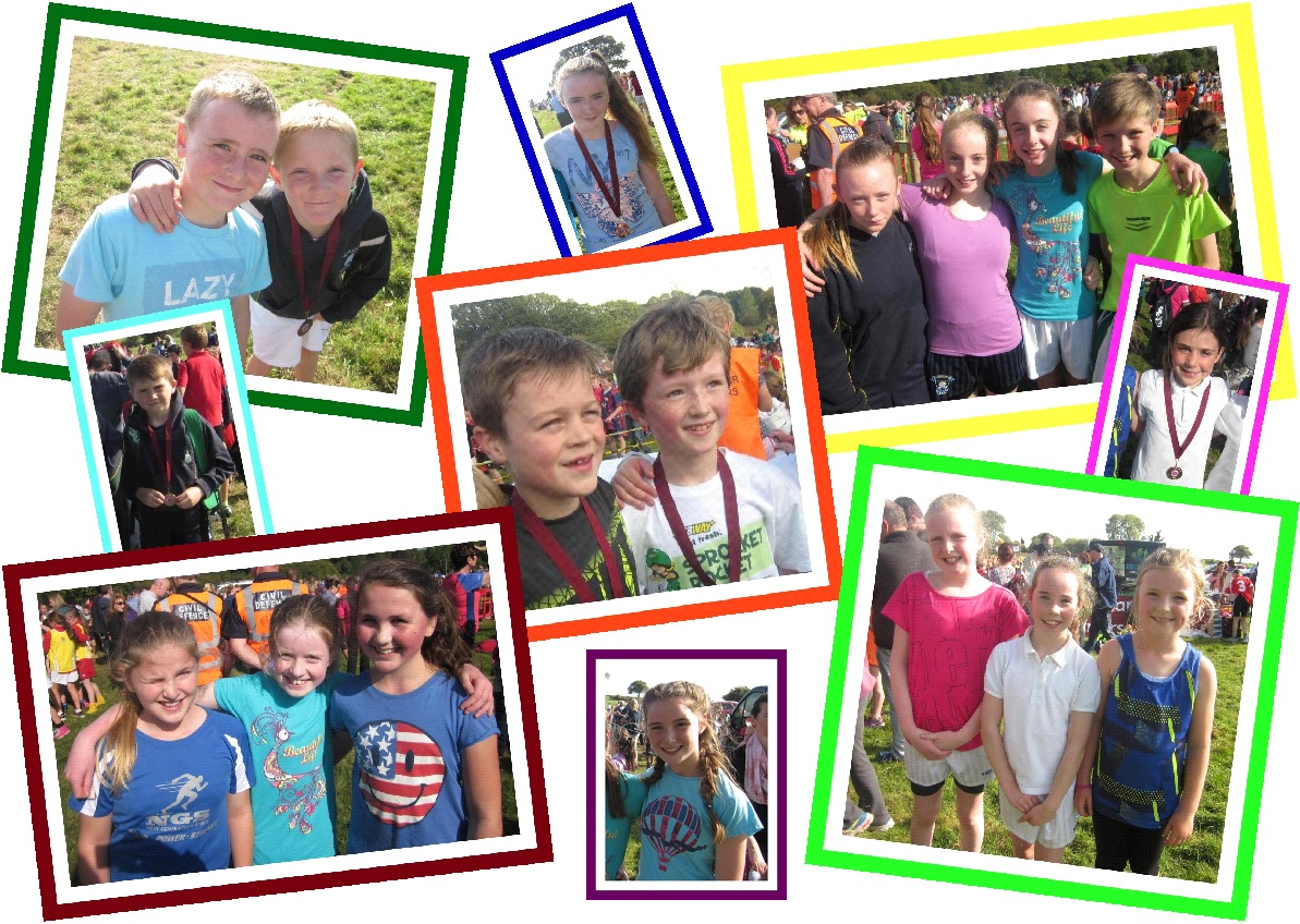 wmeath schools cross country run 2015