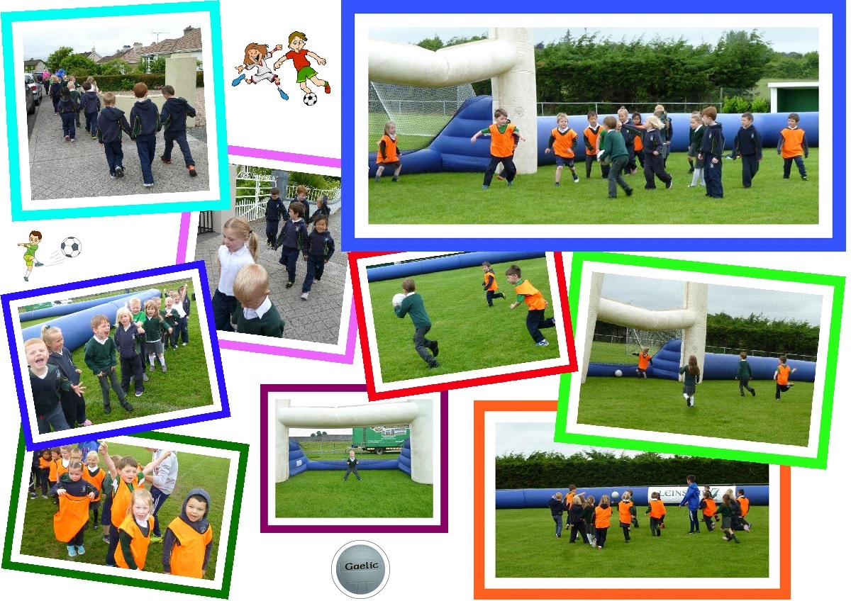 gaa inflatable pitch
