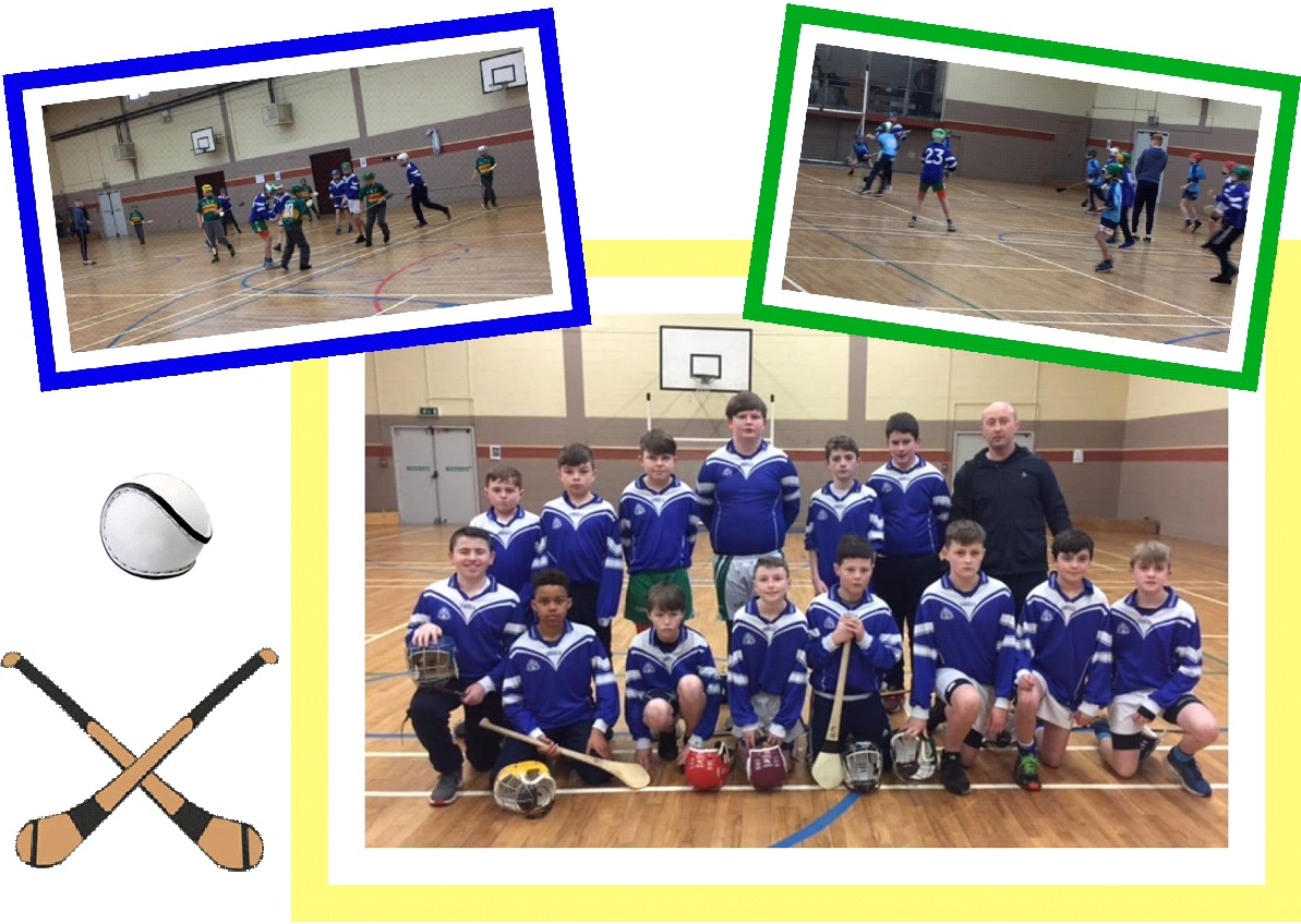 indoor hurling blitz