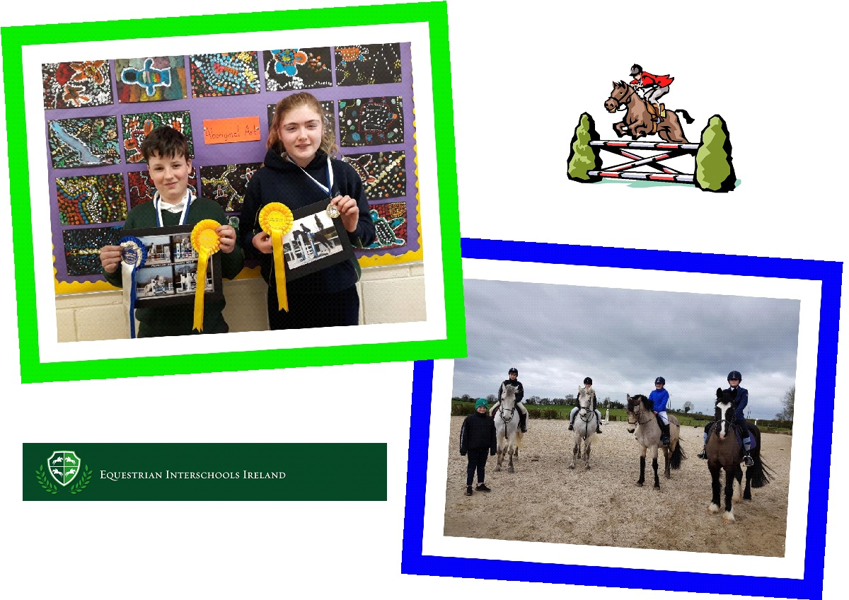 inter schools show jumping event 2019