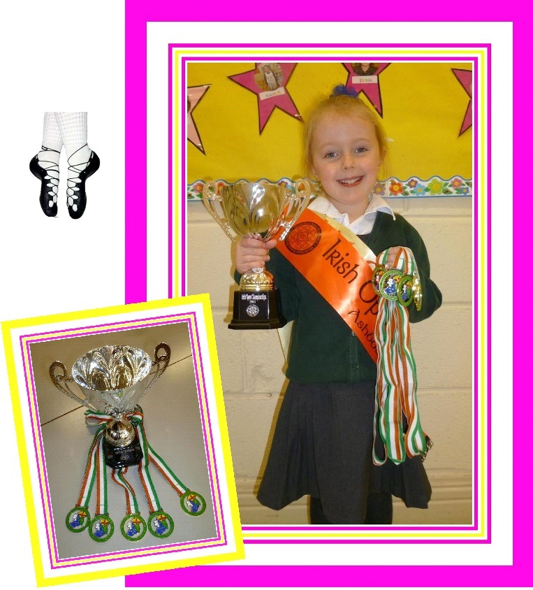 irish dancing winner
