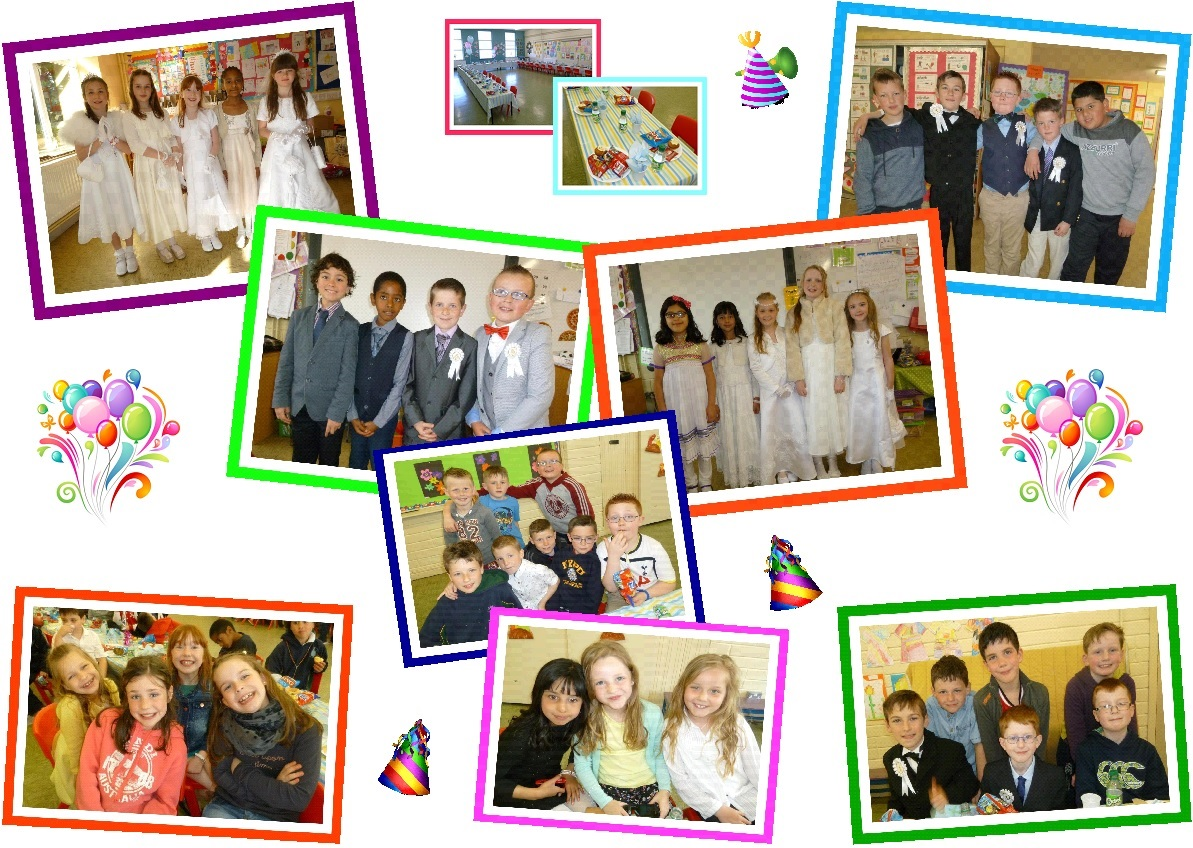 party time - communion 2015