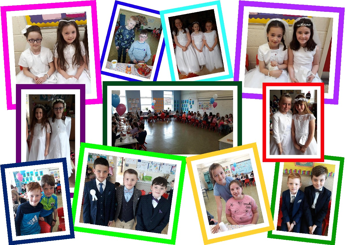 party time - communion 2019 b