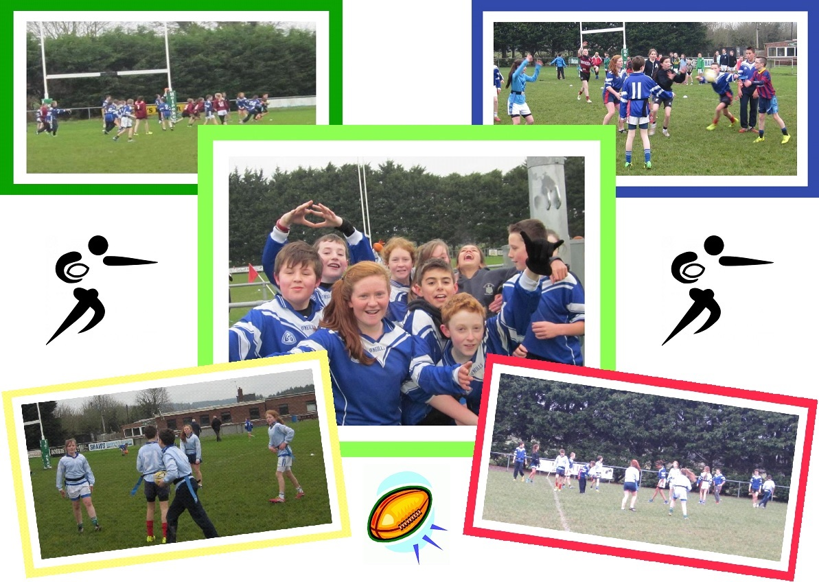 sixth class tag rugby blitz