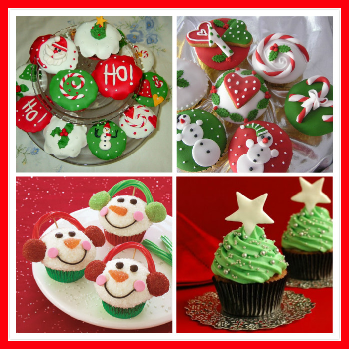 christmas-decorating-cupcakes