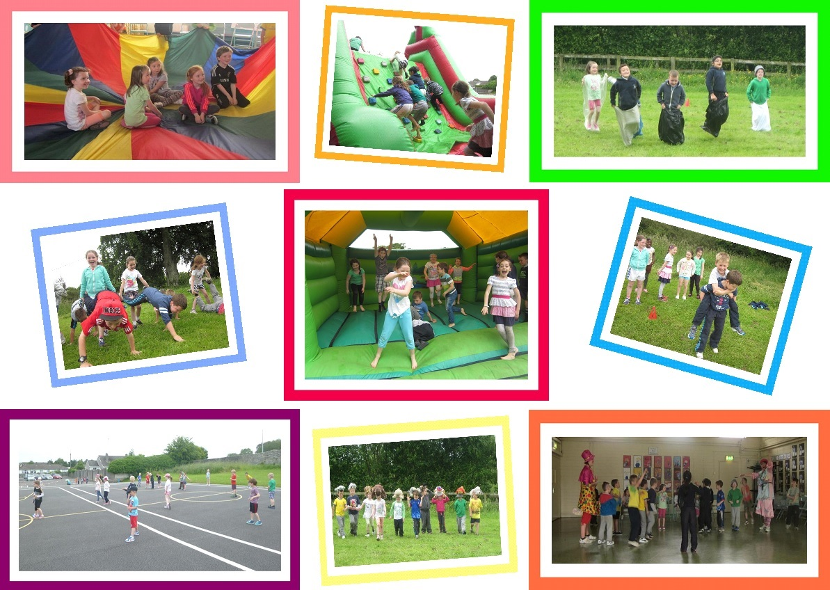 jnr sports day 2014