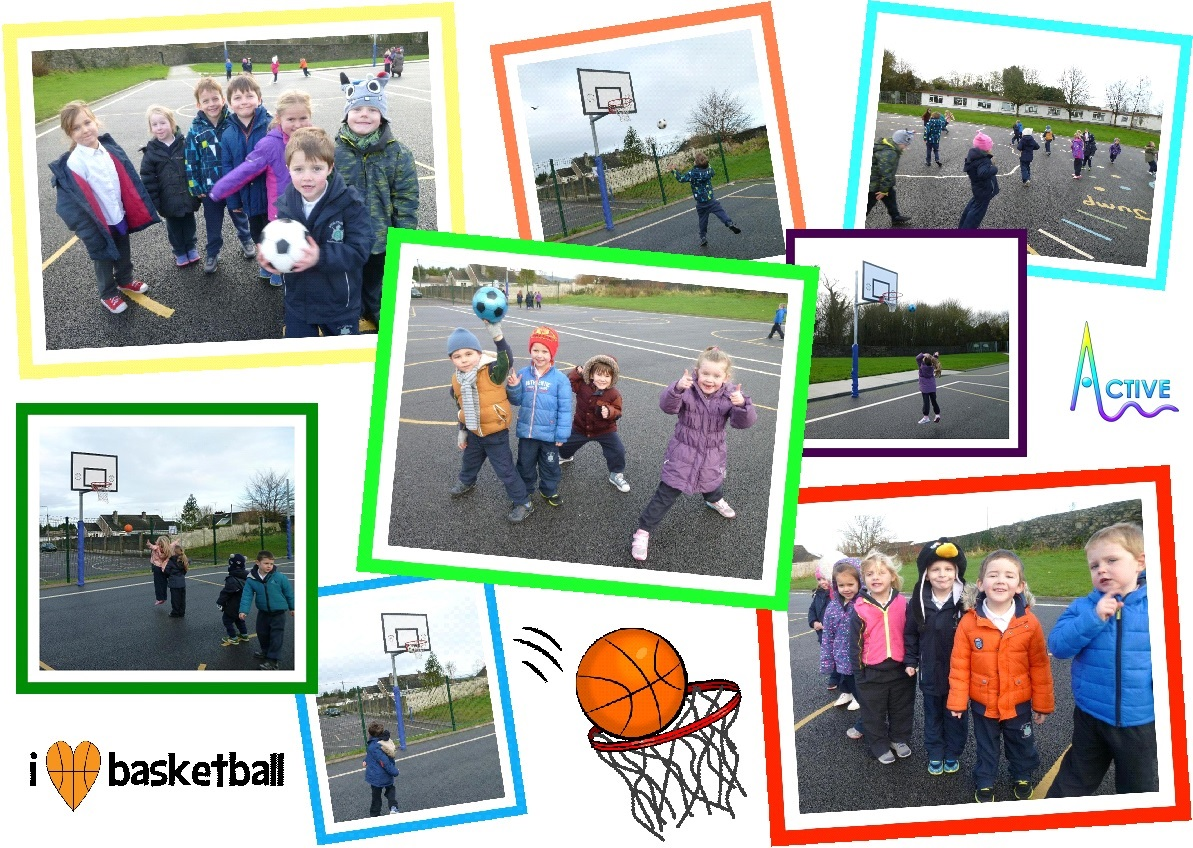 we love keeping active 1