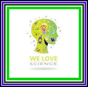 we love science