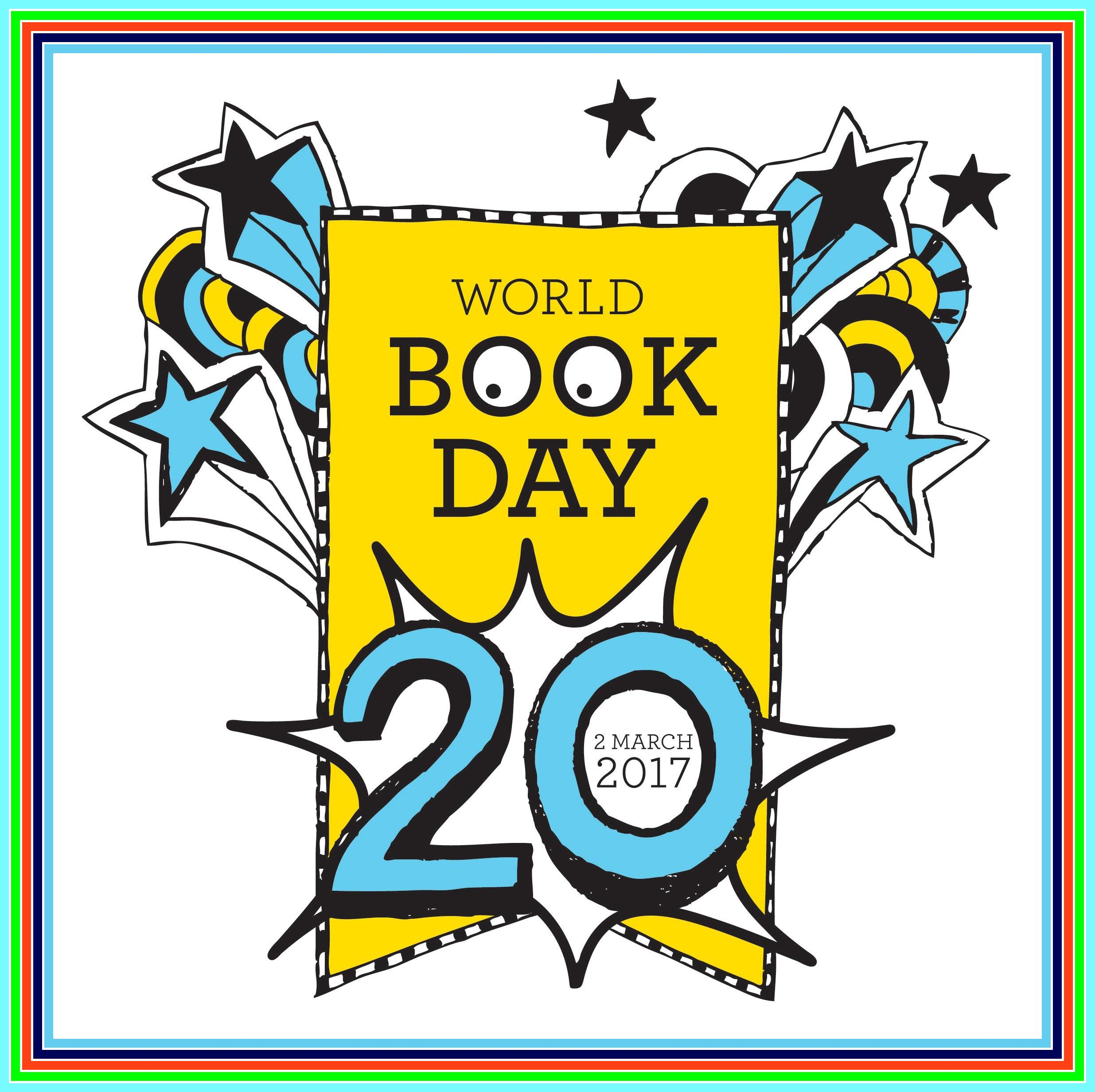 world book day 2017 logo